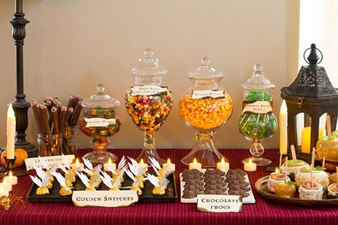 Harry-Potter-Food-Table